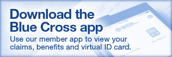 Download the Blue Cross app